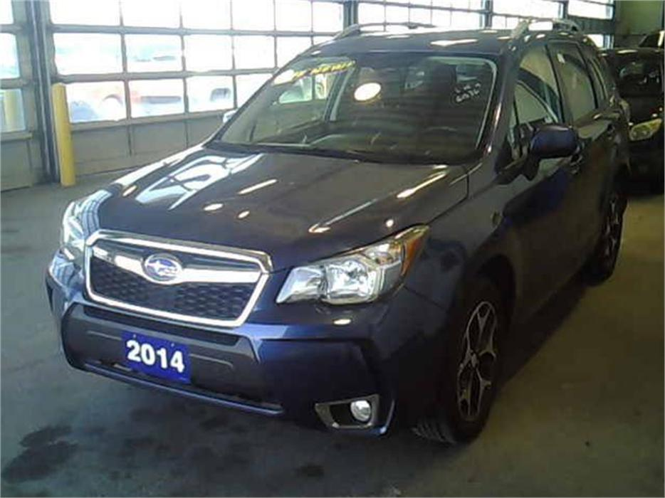 2014 subaru forester 2 0xt touring at outside nanaimo. Black Bedroom Furniture Sets. Home Design Ideas