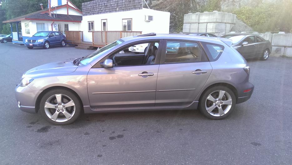 Glen Oak Ford >> 2006 Mazda 3 GT hatchback automatic, great on gas!! West Shore: Langford,Colwood,Metchosin ...