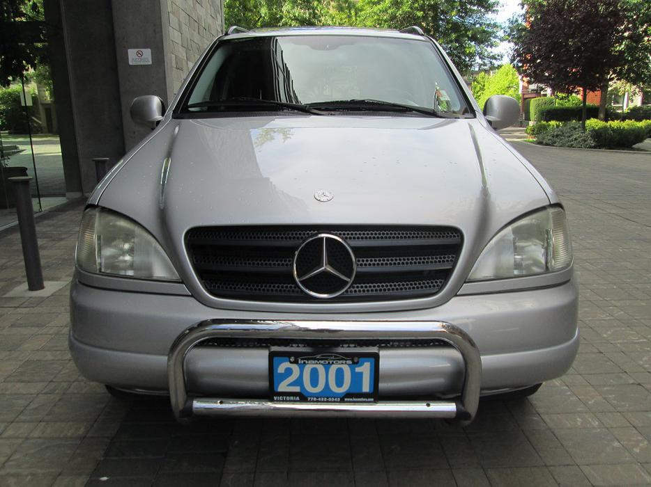2001 mercedes benz ml320 final sale local vehicle for 2001 mercedes benz ml320