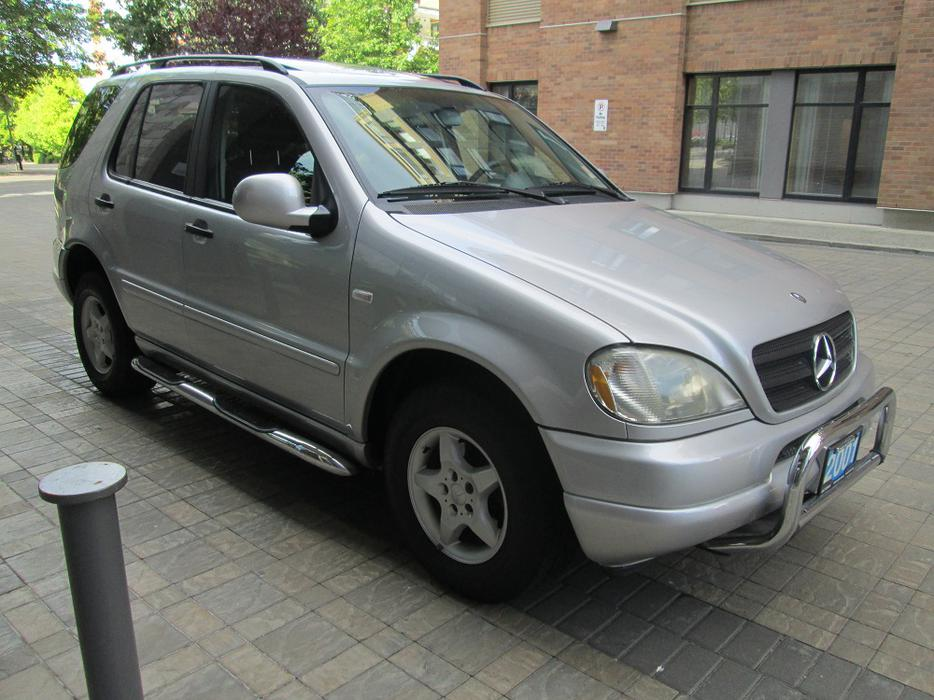 2001 mercedes benz ml320 final sale local vehicle for 2001 mercedes benz ml320 radio
