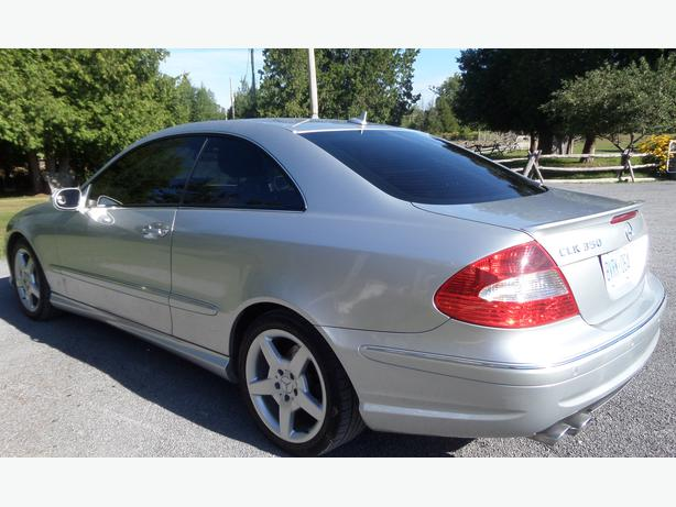Mercedes clk 350 amg sport reduced to black book price to for Mercedes benz clk350 price