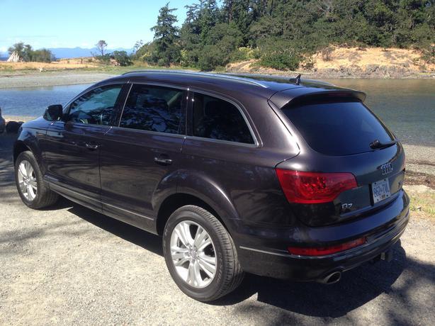 2013 Audi Q7 3.0L TDI SUV North Nanaimo, Nanaimo - MOBILE