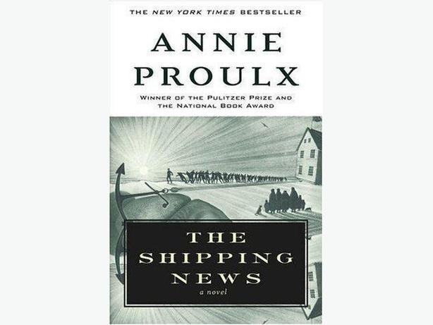 a speech on the shipping news a novel by e annie proulx A: no short story writer but the interest in the shipping news is a novel by american author e annie proulx     related posts knock knee surgery and bow leg surgery.