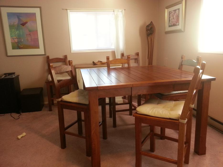 Price Reduced Dining Table with 6 chairs Saanich Victoria : 48695538934 from www.usedvictoria.com size 934 x 700 jpeg 58kB