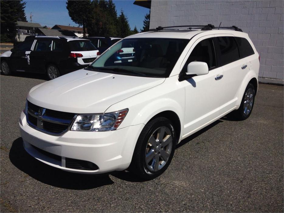 2009 dodge journey r t outside victoria victoria. Black Bedroom Furniture Sets. Home Design Ideas