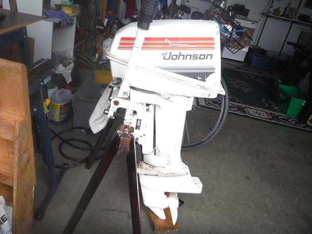 1982 johnson 70 hp Outboard manual