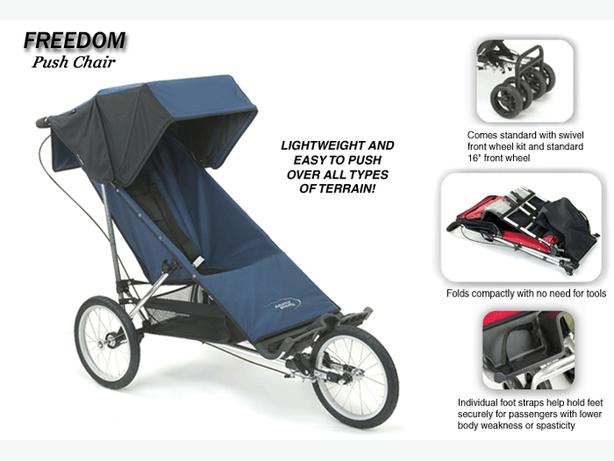 Special needs stroller for a big kid or small adult up to 200lb ...