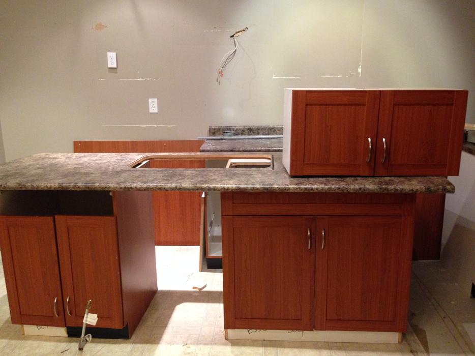 Kitchen Cabinets West Shore Langford Colwood Metchosin