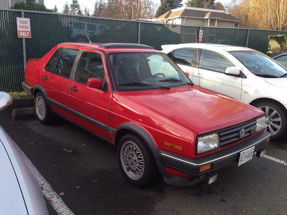 1990 vw jetta gtx 16v courtenay courtenay comox mobile. Black Bedroom Furniture Sets. Home Design Ideas