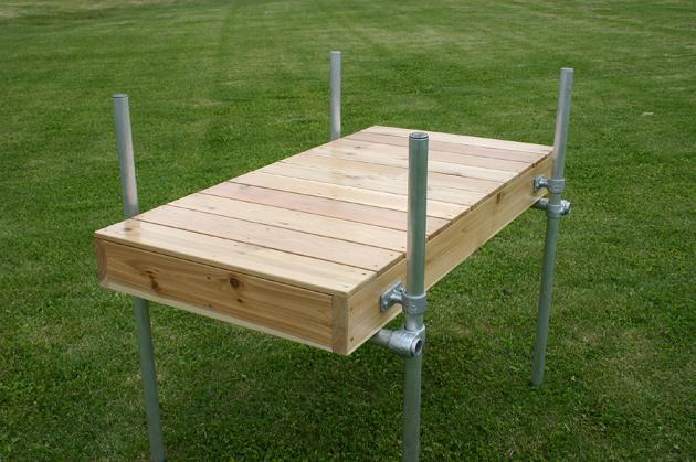Build Your Own Floating Dock Plans