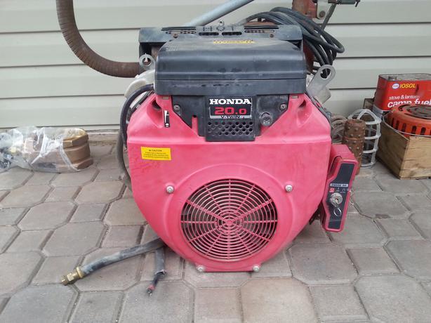 Honda GX 620 Air-cooled, 4-Stroke, OHV - V-twin motor Malahat (including Shawnigan Lake & Mill ...