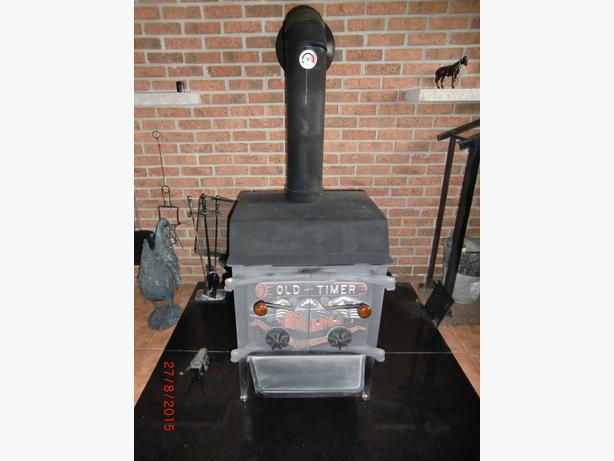 AIR TIGHT WOOD STOVE OLD TIMER - AIR TIGHT WOOD STOVE OLD TIMER Outside Ottawa/Gatineau Area, Ottawa
