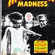 MONSTER MADNESS MAGAZINE (#1,2,3) (3 issue run) - Marvel / 1972