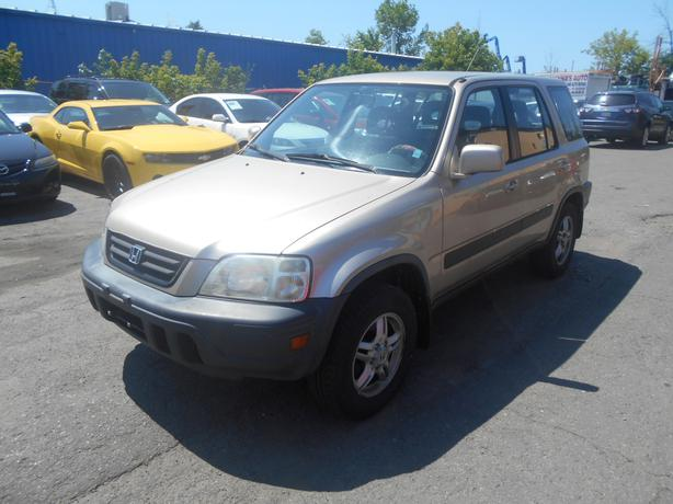 1999 Honda Crv Automatic Safety And E Test Included