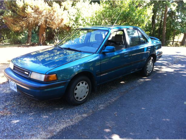 Bay Ridge Mazda >> 1992 mazda protege Outside Victoria, Victoria
