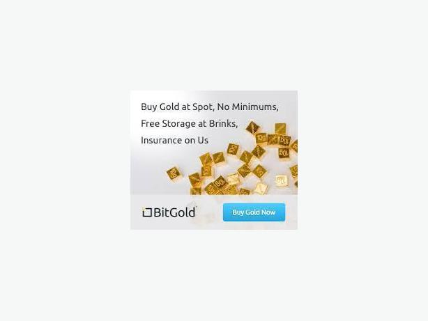 Get Your Free .5 Gram Of Gold Now.