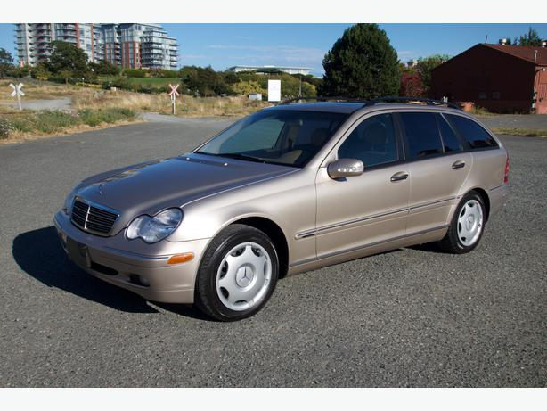2003 mercedes benz c240 wagon victoria city victoria