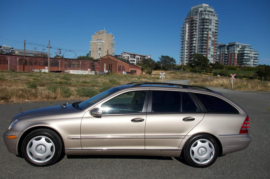 2003 mercedes benz c240 wagon victoria city victoria for Mercedes benz bay ridge