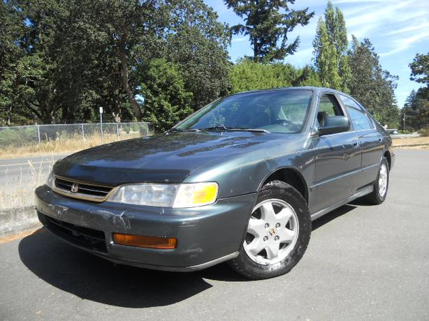 1996 honda accord west shore langford colwood metchosin for Used car commercial 1996 honda accord