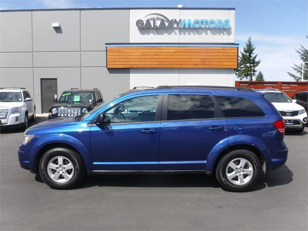 2009 dodge journey sxt seats 7 heated seats courtenay comox valley. Black Bedroom Furniture Sets. Home Design Ideas