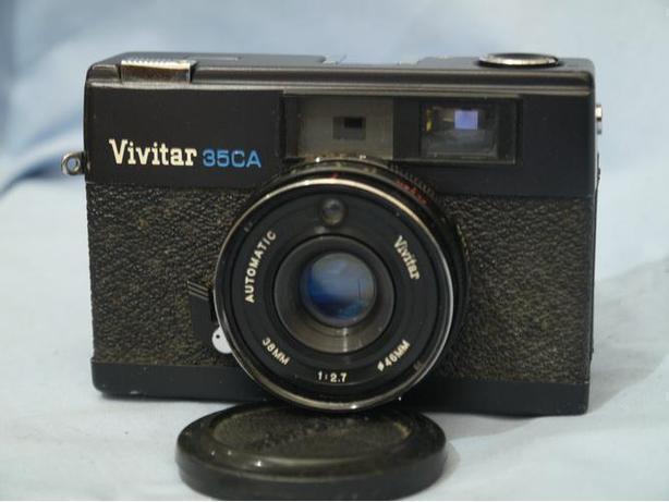 VIVATAR 35 CA 35 MM FILM CAMERA