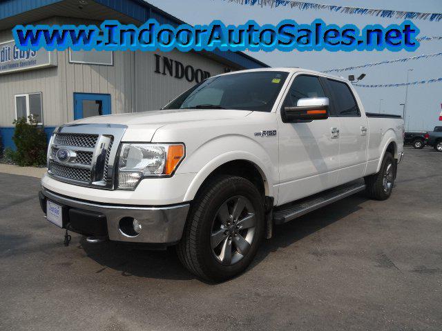 2010 Ford F150 Lariat 1442 Indoor Auto Sales Winnipeg