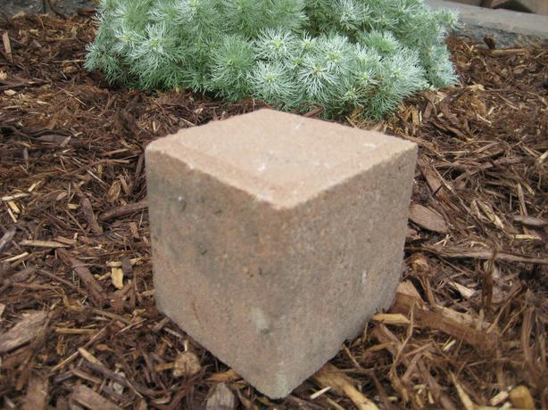 Landscaping Mulch Regina : Landscape edging bricks roman pavers rural regina