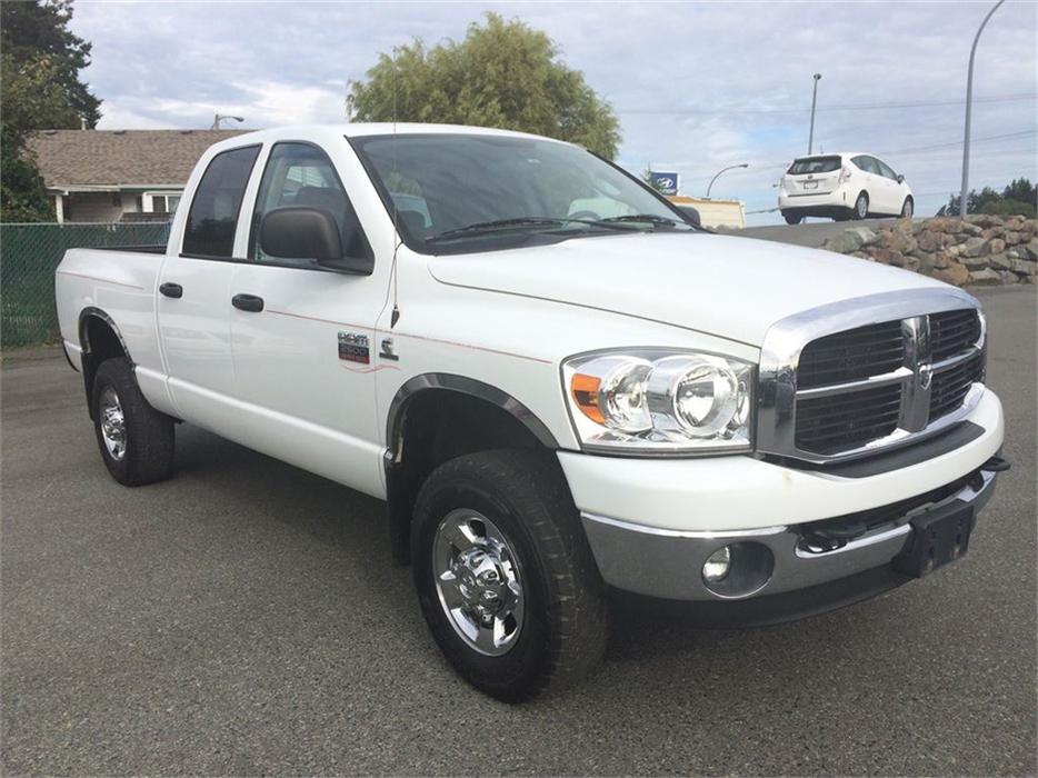 2007 dodge ram 2500 slt diesel 5 9l north nanaimo nanaimo mobile. Black Bedroom Furniture Sets. Home Design Ideas