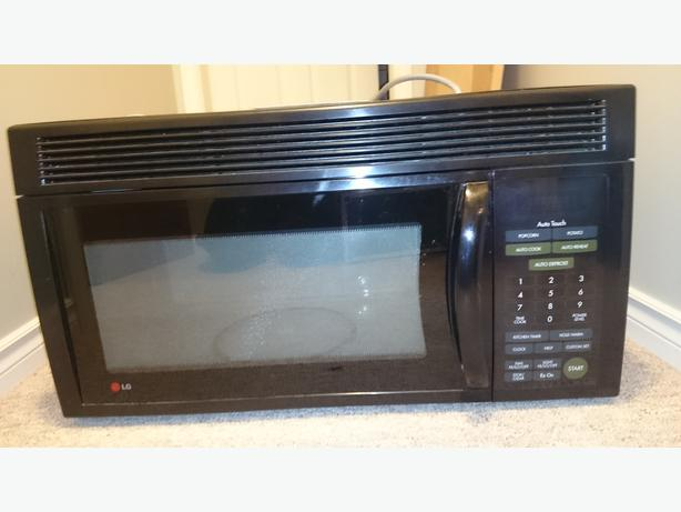 Over the range microwave duncan cowichan - Red over the range microwave ...