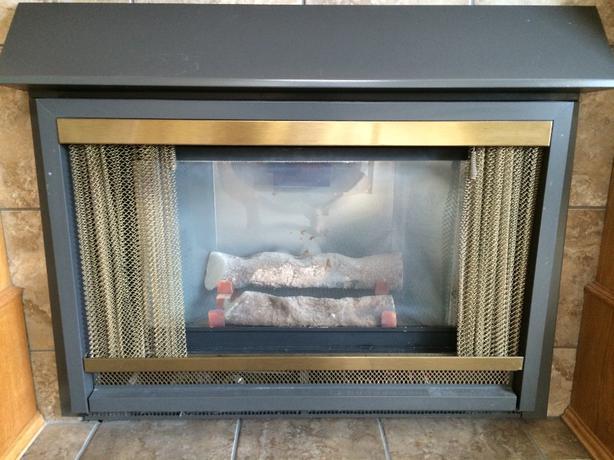 Propane Fireplace Insert Central Nanaimo Parksville Qualicum Beach