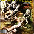 THE SAVAGE SWORD OF CONAN - MAGAZINE (#1-235 + Annual #1) - Marvel / 1974