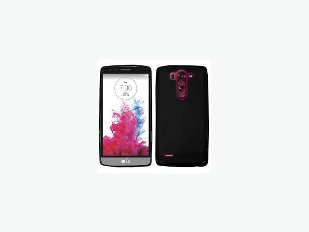 S Line Soft TPU Gel Silicone Case Cover For LG G3 Vigor