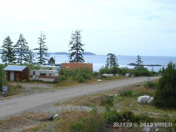 Ocean View Property at Salmon Beach near Tofino, BC - Reduced $20,000