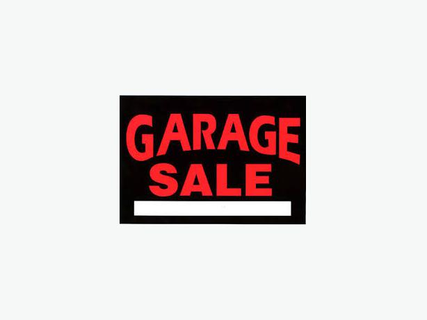 Garage Sale Kitchener Map