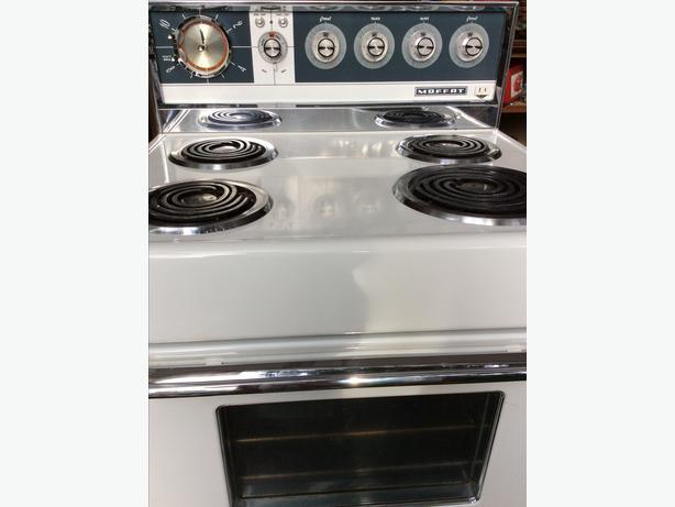 1961 mid century modern stove moffat west shore langford colwood 1961 mid century modern stove moffat