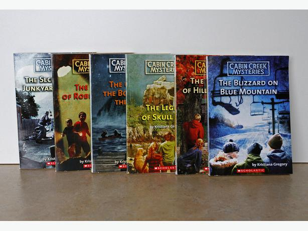Beau Cabin Creek Mysteries Book Series