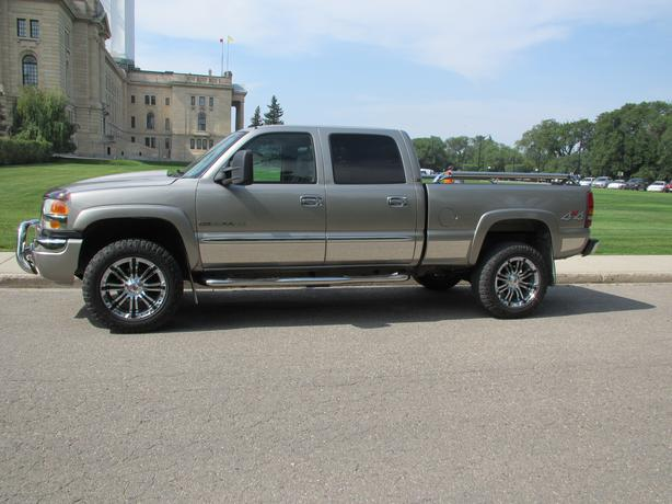 2003 gmc sierra 2500hd slt for sale east regina regina. Black Bedroom Furniture Sets. Home Design Ideas
