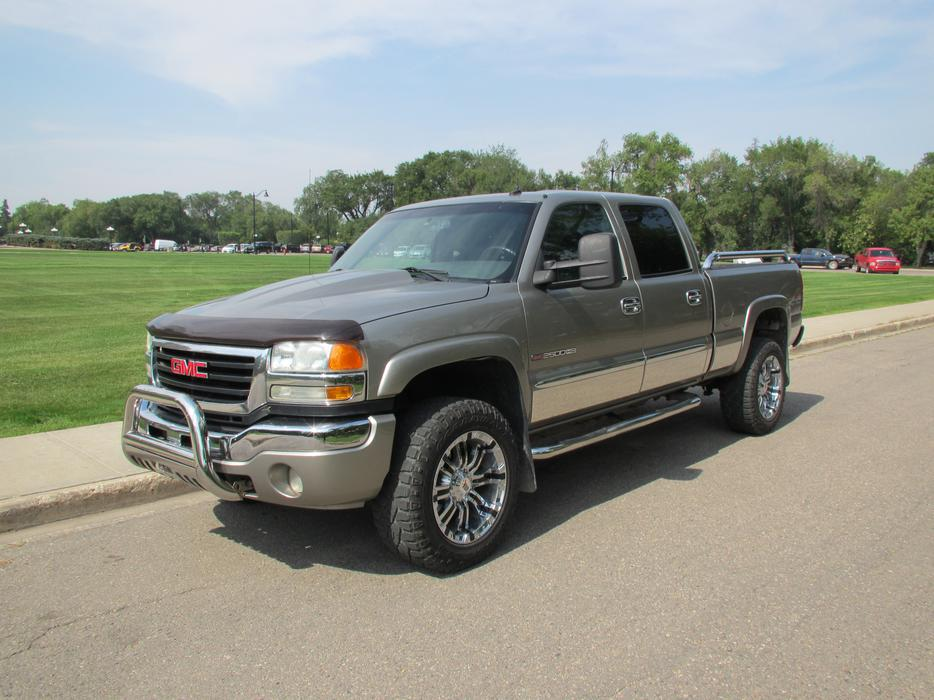 2003 gmc sierra 2500hd slt for sale east regina regina mobile. Black Bedroom Furniture Sets. Home Design Ideas