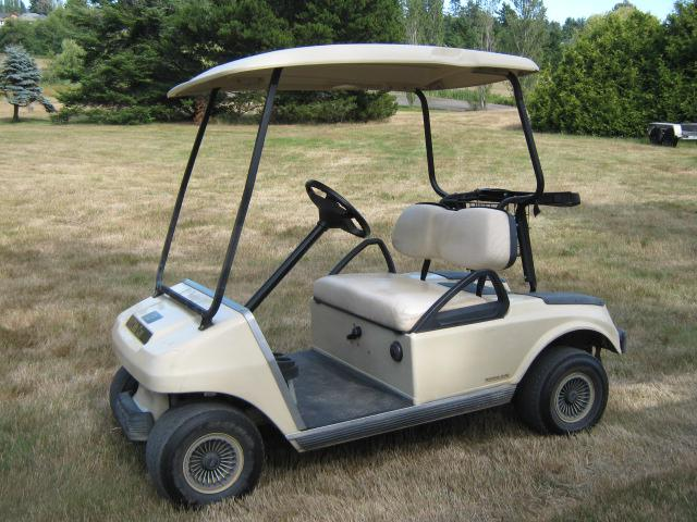 Golf Carts For Sale On Vancouver Island