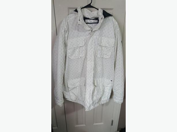 Mens Quicksilver Winter Jacket XL