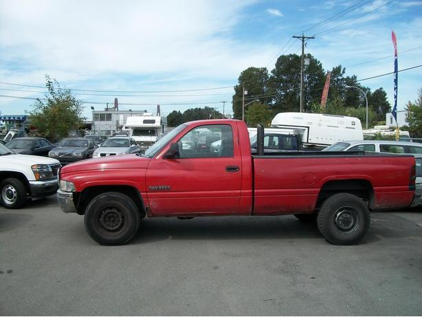 2001 Dodge Ram 2500 Diesel Long Box Pickup