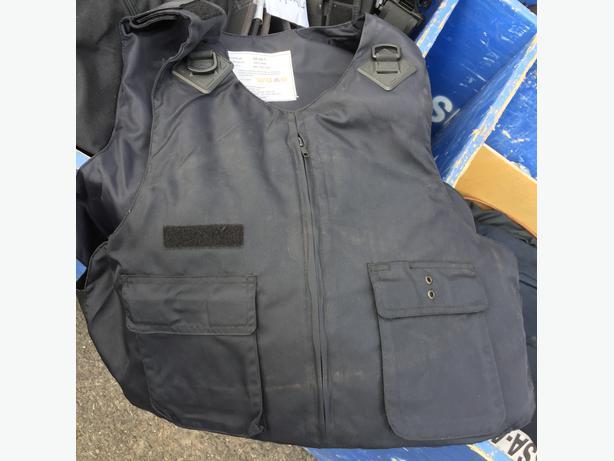 Light Thin Steel hard knife protective stab resistant vest anti stab