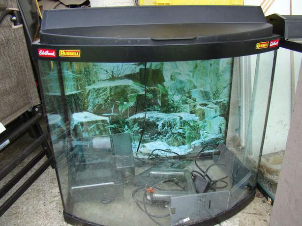 2 X 30 39 Ish Gallon Fish Tanks West Shore Langford Colwood
