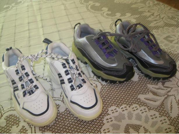 2 BRAND NEW Girls Running Shoes - size 11 and 12