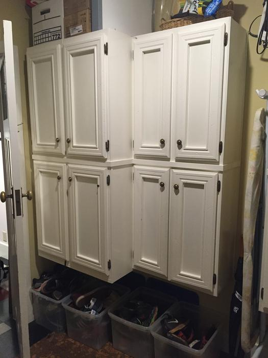 Free kitchen cabinets victoria city victoria mobile for Kitchen cabinets york region