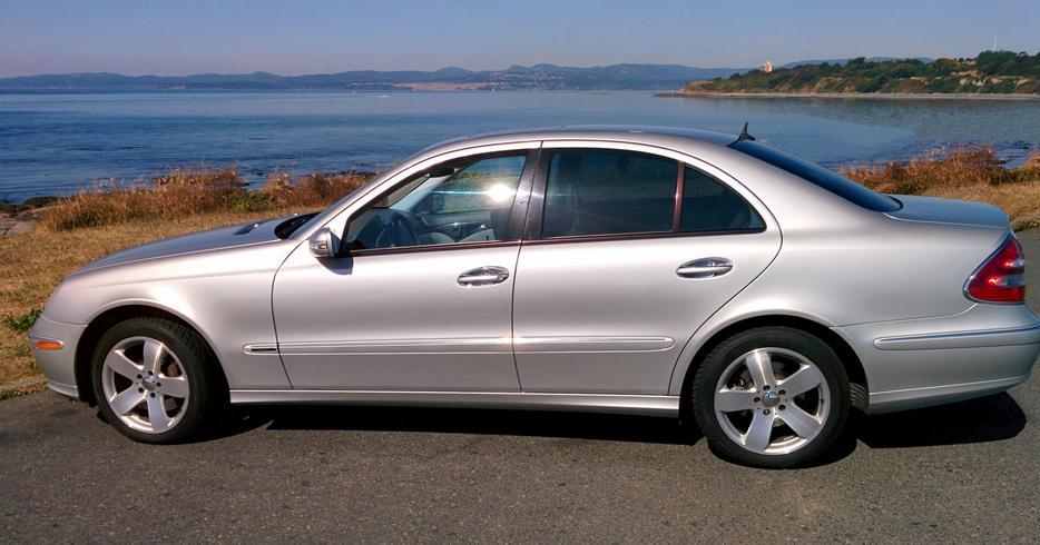 2003 Mercedes Benz E 500 Victoria City Victoria Mobile