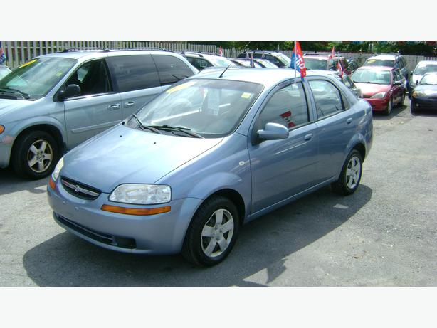 2006 chevrolet aveo gas saver central ottawa inside. Black Bedroom Furniture Sets. Home Design Ideas