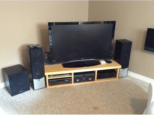 IKEA TV Amp Media Stand West Carleton Ottawa