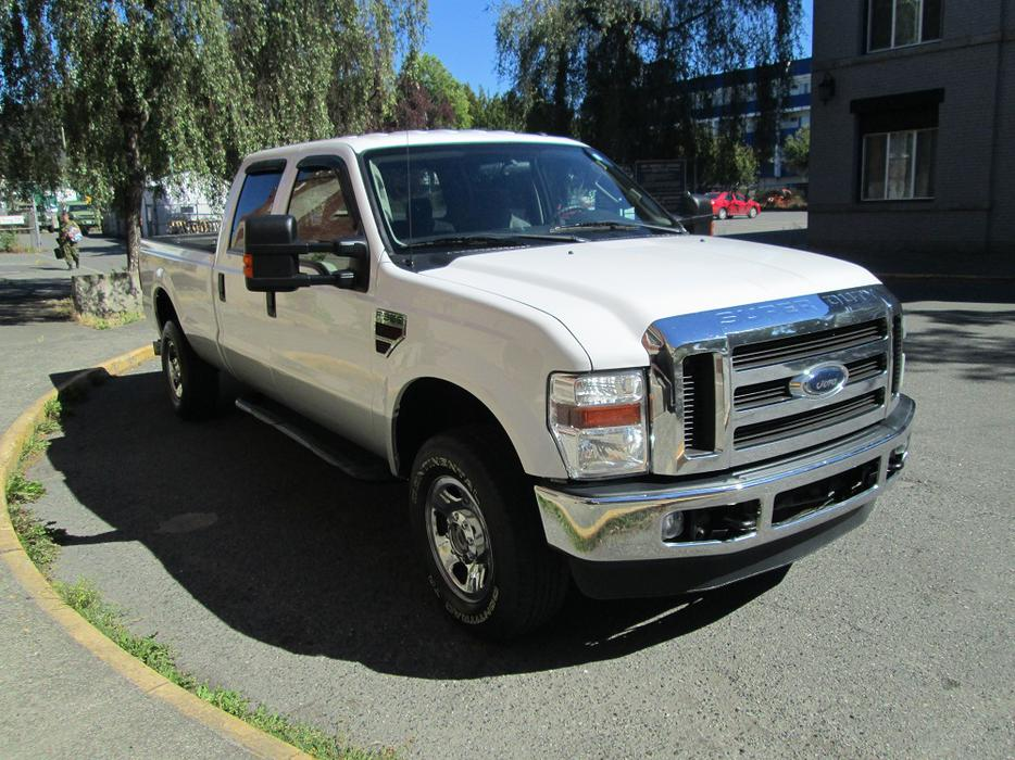 2009 ford f 350 super duty xlt on sale no accidents. Black Bedroom Furniture Sets. Home Design Ideas