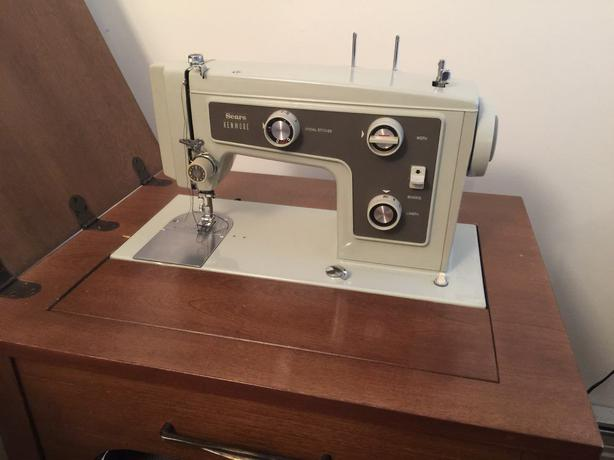 sewing machine in sears